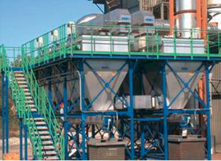 Oily Waste Water Treatment